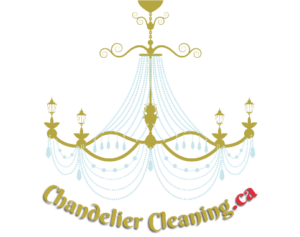 chandelier cleaning logo